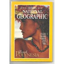 Revista National Geographic (inglés) Junio 1997