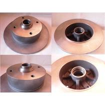 Rotor Masa Delantero Freno Disco Vocho95al04 Brasilia74-82