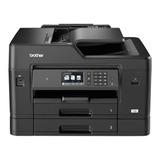 Impresora A Color Multifunción Brother Business Smart Pro Mfc-j6930dw Con Wifi 110v Negra