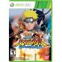 Naruto Shippuden Ultimate Ninja Generations Xbox 360 Nuevo