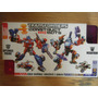 Transformers - Construct-bots - Optimus Prime * Megatron