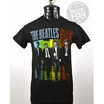 The Beatles Playera Importada 100% Original 9