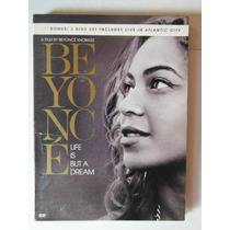 Beyonce Knowles Life Is But A Dream Movie & Concierto Import