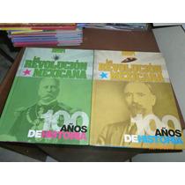 Coleccion 5 Tomos La Revolucionmexicana 100 Años De Historia