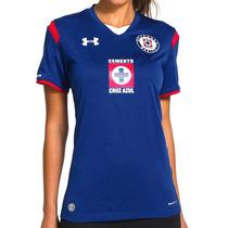 Playera Jersey Cruz Azul 14/15 Mujer Under Armour Ua015