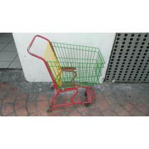 Mini Carrito Supermercado Juguete