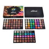 120 Colores Paleta De Sombras Larga Duración Envio Gratis