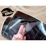 Vinil Negro Quemacoco Protector Tipo Piano Gloss Vinyl World
