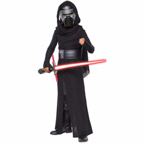 Disfraz Kylo Ren Star Wars Original 4/6 Años Entrega Inmedia