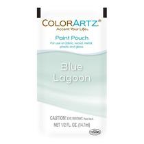 Pinte La Bolsa - 14.7ml Blue Lagoon Colorartz Aerógrafo Col
