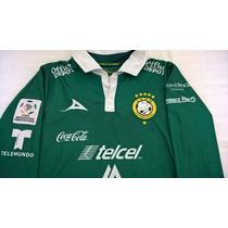 Leon Fc Jersey Pirma Original Edicion Copa Libertadores