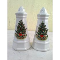 Saleros De Ceramica Navideños, Usa (649)