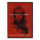 Operacion Red Sparrow Jennifer Lawrence Pelicula Dvd