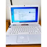 Laptop Seminueva Sonyvaio I3