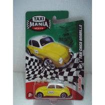 Taxi Mania Vw Bocho Taxi Chico Df Amarilllo Tl