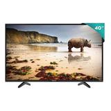 Pantalla Led Hisense 40 Smart Tv Full Hd/roku 40h4000fm
