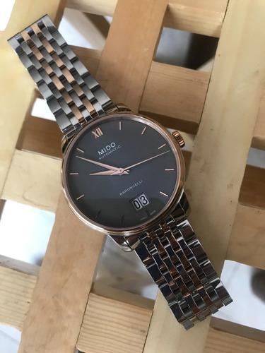b2d7e38a4b82 Reloj Mido Automatico Baroncelli Seminuevo Fechador M027426a en venta en  Nezahualcoyotl Estado De México por sólo   8800