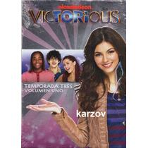 Victorious Temporada 3 Volumen 1 Serie De Tv En Dvd