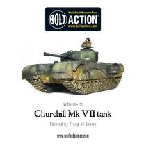 Warlord Tank - Juegos Bolt Action Guerra Mundial 2 Británica