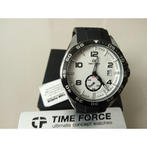 Time Force Chronograph Como Nuevo Nautica,hugo Boss Armani