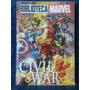 Civil War: Edicion Biblioteca Marvel (con Dvd