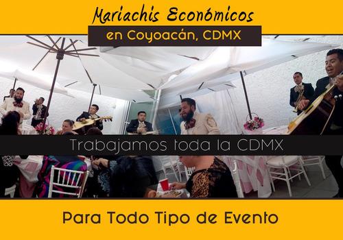 Mariachis Economicos En Cdmx, Mariachis En El Df Cdmx