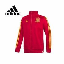 Chamarra Adidas Furia De España 100% Original Roja 2014