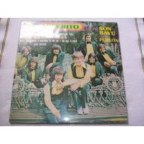 Lucerito Y Su Grupo Son Bayu. Disco L.p. Nuevo Y Sellado.