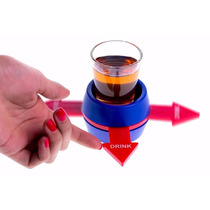 Shot Giratorio Spin The Shot Juegos Whisky Bebida Tequila