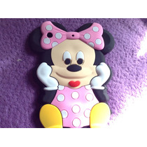Hermosa Funda Para Ipad Mini De Minnie Mouse O Mimi