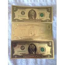 Billete De 2 Dólares , Se Consagra.