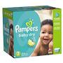 Pampers Baby Dry Pañales Economía Paquete Más El Tamaño De 3