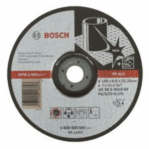 Disco 7 Desbaste Metal Acero Inoxidable Bosch 2608600540 !