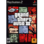 Grand Thefth Auto 3 Ps2  En Tecno-gaming