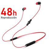 Auriculares Bluetooth Ipx5 Impermeables 48 H De Reproducción