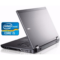 Laptop Core I5 Dell Latitude E6410 Exp. 16gb Ram 320gb Disco