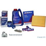 Kit Afinacion 20w50 Sl Multigrado Chevy Todos 1996 A 2012
