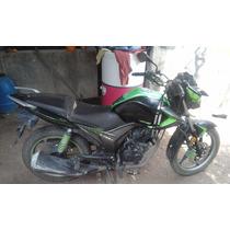 Italika 150 Z Green