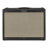 Amplificador Fender Hot Rod Deluxe Iv Valvular 40w Negro 110v