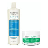 Nanoplastìa Prohall Select One + Mascara Hidratante Biomask