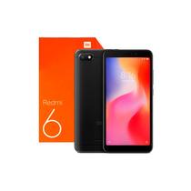 Celular Xiaomi Redmi 6 64gb + 3gb Ram 5.45 Hd 17mp Dual Sim