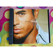 Enrique Iglesias Cd Escape 2001