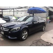 Mercedes Benz C200 2015 Cgi Exclusive 4 Cil., 2.0 L., Nuevo!
