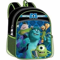 Mochila Disney Pixar Monsters University Azul