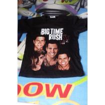 Big Time Rush Blusa