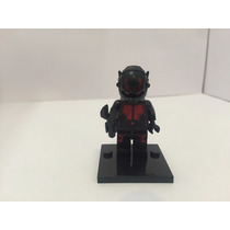 Marvel Ant Man Casco Obscuro Compatible Lego