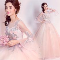 Vestido Xv Años 15 Rosas Bordadas 3d Transparencias En Venta
