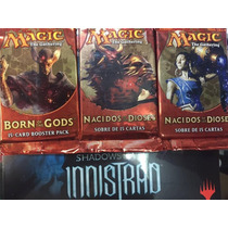 Born Of The Gods Booster Sobre Magic The Gathering Duel Zone