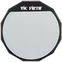 Vic Firth 12 De Doble Cara Pad De Práctica