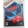 Disney Pixar Cars 2 Nintnedo Wii Envio Gratis Dhl Seminuevo